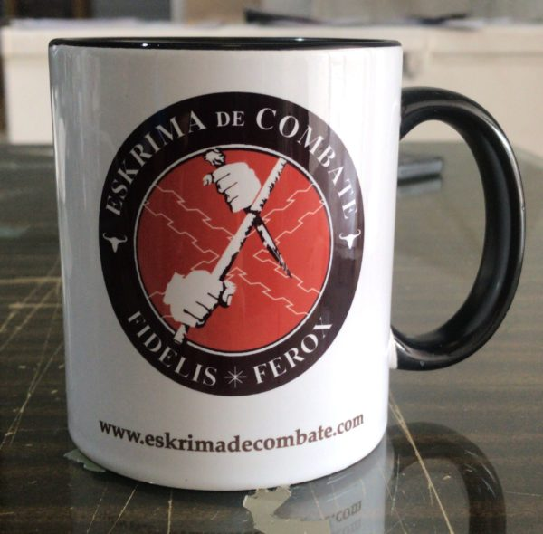 Taza para el cafe fight academy